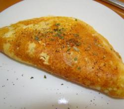 Healthy Cheese Omelette