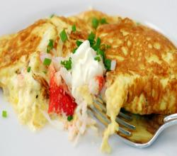 Simple and Easy Omelette