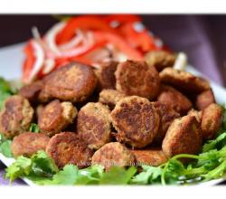 Fried Tuna Fish Pakoras