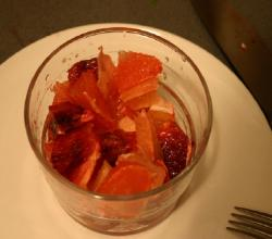 Orange and Grapefruit Bowl