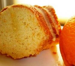 Holiday Orange Cake