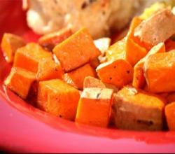 Orange Sweet Potatoes