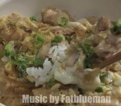 Japanese Chicken and Egg on Rice - Oyakodon