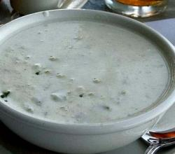 Oyster Or Clam Chowder
