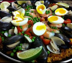 Paella : Filipinos Paella : What is Paella? : Asian at Home