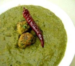 Palak Kofta