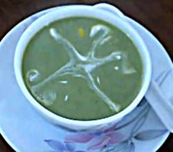 Palak Corn Soup