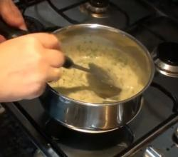 French Parsley Sauce