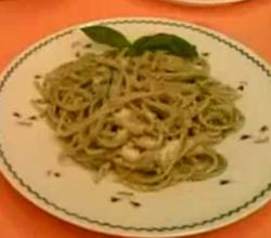 Pasta Al Pesto Part 2 – Preparing The Dish