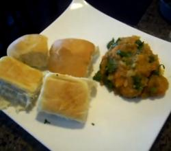 Pav Bhaji / Indian Vegetarian Street Food