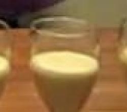 The Peach Bellini - Part 1 : Peach Panna Cotta