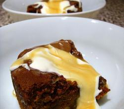 Mom'S Persimmon Pudding