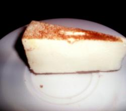Thin Tiramisu Wedge