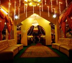 Pakistani Wedding Seating Arrangement