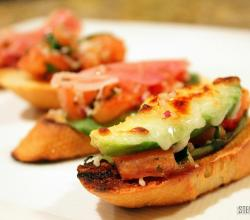 Bruschetta by Steven Dolby