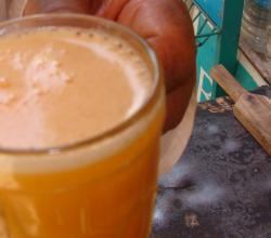 Ajmer Orange Juice ( Orange Sherbet )