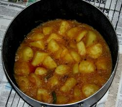 Aloo Sabji