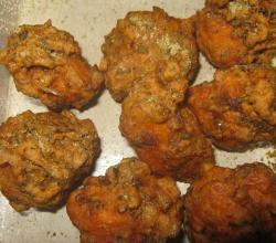 Chicken Pakora (Chicken Fritters)