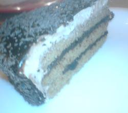 Chocolate Cake Wedge