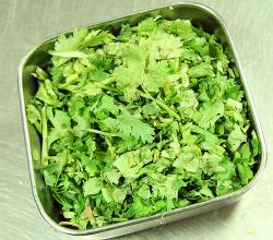 Chopped Coriander
