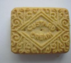 Custard Cream Biscuit
