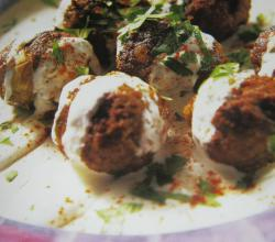 Dahi Kofta Curry