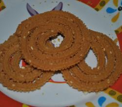 Diwali Food - Chakali