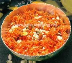 My Food Gallery ( Pakistani Foods) - Gajar Ka Halwa