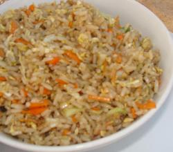 Goan Egg Fried Rice