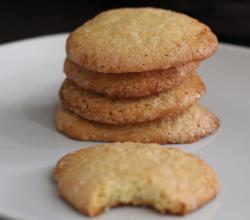 Homemade Chewy Sugar Cookies