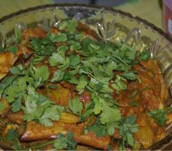 Homemade Coriander Fish