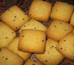 Homemade Jeera Biscuits
