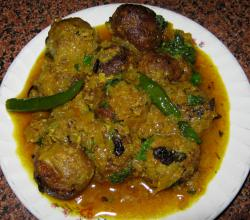 Homemade Vegetable Kofta