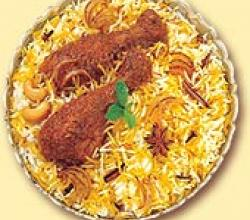 Hyderabadi Biryani - Main Course