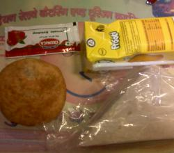 Indian Railway Snacks