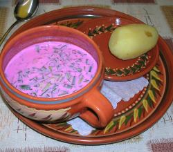 Lurid Borscht