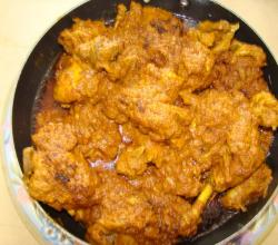 Masala Chicken Curry