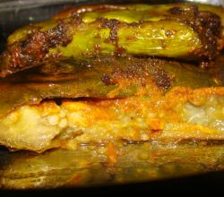 Mashala Stuffed Baigan