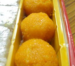 Motichoor Ladoo