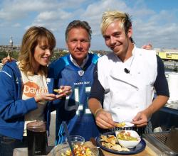 Food Show Set - Nathan Lippy with Friends