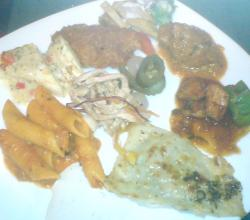 Multi Cuisine Appetizer Platter