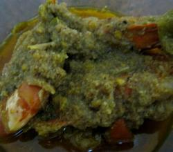 Hamemade Prawn Curry