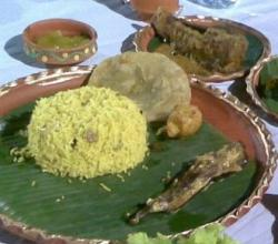 Pulao With Fish