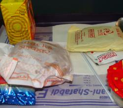 Railway Snacks