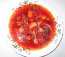 Russian Borscht