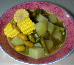 Sayur Asem Vegetable Soup