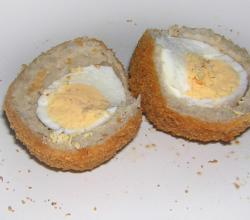 Scotch Egg Open