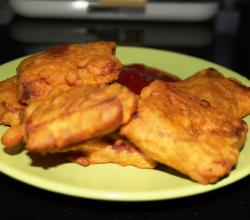 Simple Bread Pakodas
