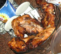 Tandoori Chicken with Cola