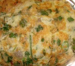Vegetable Omlete